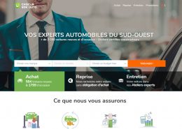 site internet chacun son auto groupe sipa